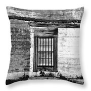 Closed For Business 2 Throw Pillow