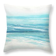Closer To The Ocean Throw Pillow