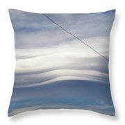 Cloud 17 Throw Pillow