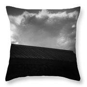 Cloud #9382 Throw Pillow