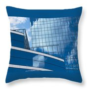 Cloud Catcher Throw Pillow