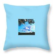 Cloud Creative Throw Pillow