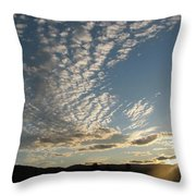 Cloud Dancing Throw Pillow