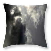 Cloud Image 1 Throw Pillow