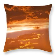 Cloud Light Throw Pillow