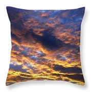 Cloud Nine 1 Throw Pillow
