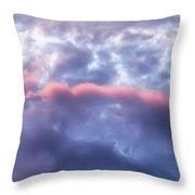 Cloud One Throw Pillow