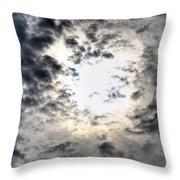 Cloud Porn Throw Pillow
