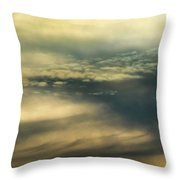 Cloud Systems Throw Pillow