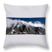 Cloud Touched Throw Pillow