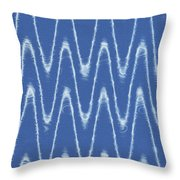 Cloud Trails Abstract.#5565comw Throw Pillow