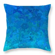 Clouded Thoughts Of You Throw Pillow