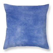 Clouds 1 Throw Pillow