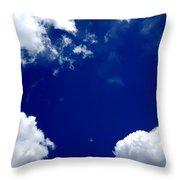 Clouds 52816 Throw Pillow