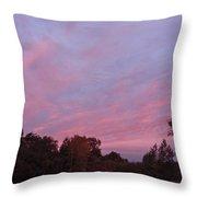 Clouds 54 Throw Pillow