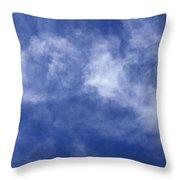 Clouds 8 Throw Pillow
