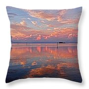 Clouds - Almost Heaven Throw Pillow