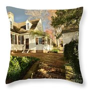 Clouds And Light Throw Pillow