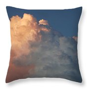 Clouds Are Always Greener Throw Pillow