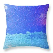 Clouds On The Ceiling Throw Pillow