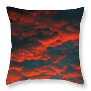 Cloudscape A1 Throw Pillow