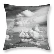 cloudscape No.19 Throw Pillow