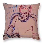 Clyde Stage One Throw Pillow