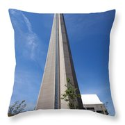 Cn Tower Toronto Ontario Throw Pillow