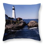 Cnrf0910 Throw Pillow