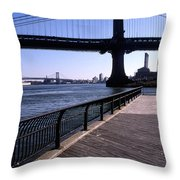 Cnrg0402 Throw Pillow