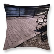 Cnrg0404 Throw Pillow
