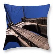 Cnrg0408 Throw Pillow