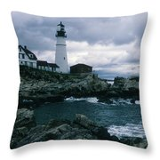 Cnrg0601 Throw Pillow