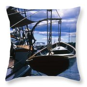 Cnrh0601 Throw Pillow