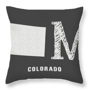 Co Home Throw Pillow by Nancy Ingersoll