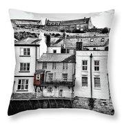 Coast - Whittby House Throw Pillow
