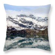 Coastal Beauty Of Alaska 4 Throw Pillow
