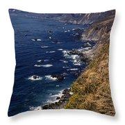 Coastal Love Throw Pillow