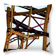 Coaster Throw Pillow