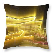 Coaster Of Lights Two Throw Pillow