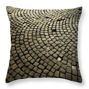 Cobblestone Throw Pillow