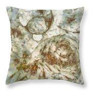 Cobblestoned Disrobed  Id 16098-000717-06400 Throw Pillow