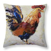 Cockrell 1 Throw Pillow