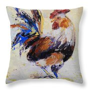 Cockrell Two Throw Pillow