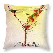 Cocktail #6 Throw Pillow