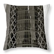 Cocoon Throw Pillow by Corinne Rhode