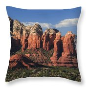 Coffee Pot Rock Throw Pillow
