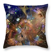 Cognitive Dissonance Resolved Throw Pillow