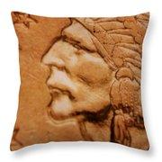 Coin Collector Iv Throw Pillow