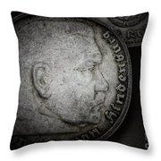 Coin Collector V Throw Pillow